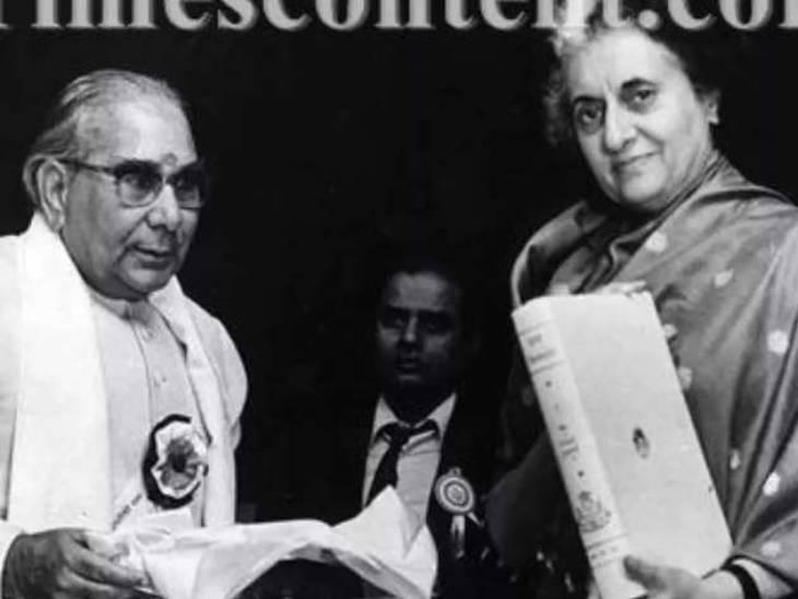 ललितेश के परबाबा कमलापति त्रिपाठी 1971 में यूपी के मुख्यमंत्री बने और करीब सवा दो साल तक इस पद पर शासन किया