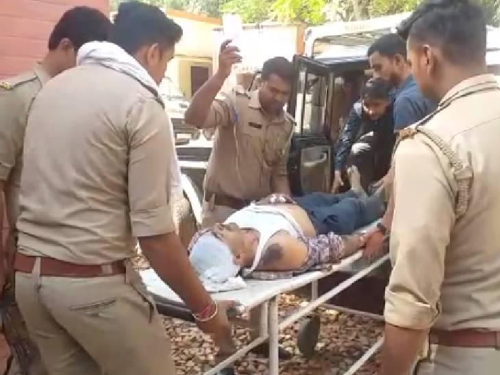 नाली में कचरा डालने को लेकर दो पक्षों में जमकर चले लाठी-डंडे, एक दर्जन लोग गंभीर रूप से घायल|मुजफ्फरनगर,Muzaffarnagar - Dainik Bhaskar