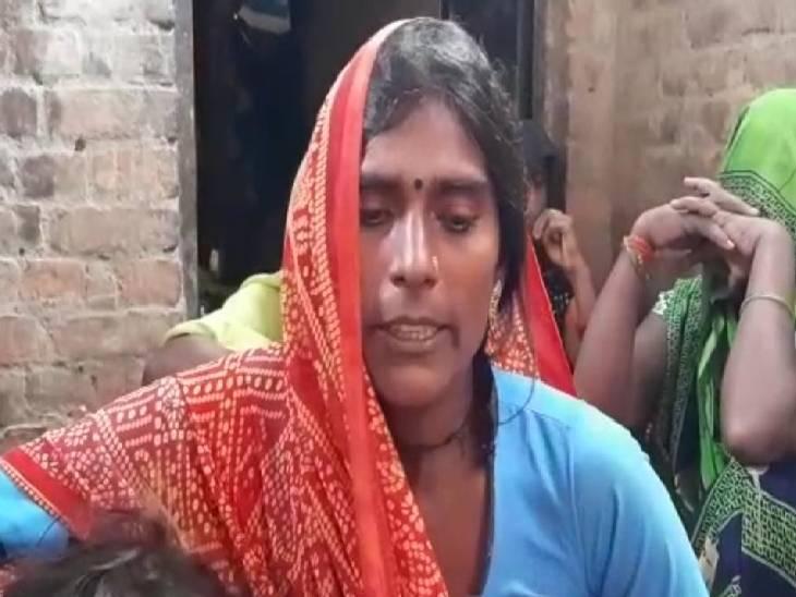 घर के बाहर सोते समय किया हमला, फॉरेंसिक टीम ने घटनास्थल से जुटाए साक्ष्य कौशांबी,Kaushambi - Dainik Bhaskar