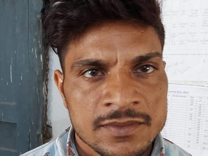 पुलिस ने गैंगरेप के 2 आरोपियों को किया गिरफ्तार, एक अब भी फरार|दतिया,Datiya - Dainik Bhaskar