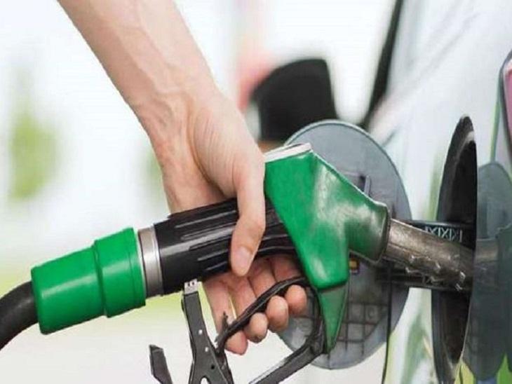 अक्टूबर के 14 दिनों में ही पेट्रोल 2.04 रुपए और डीजल 3.52 रुपए महंगा हुआ, उदयपुर में अब पेट्रोल 112.77 और डीजल 103.87 रुपए प्रति लीटर|उदयपुर,Udaipur - Dainik Bhaskar