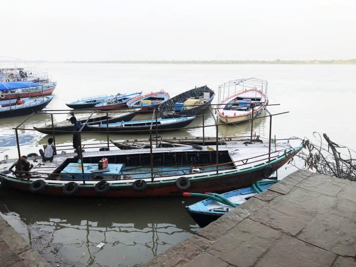 जवाद चक्रवात के दिखे संकेत, बंगाल की खाड़ी में बन रहा है लो प्रेशर का क्षेत्र|वाराणसी,Varanasi - Dainik Bhaskar
