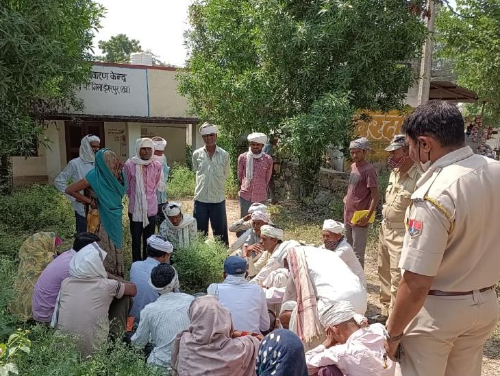 मृतका का भाई बोला-शादी के 21 साल बाद भी मारपीट करते,जीजा परसुसाइड के लिए उकसाने का आरोप|डूंगरपुर,Dungarpur - Dainik Bhaskar