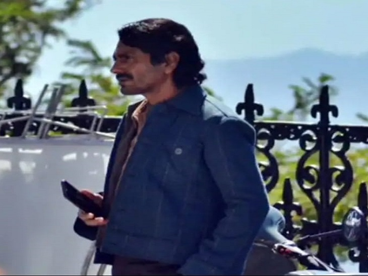 Nawazuddin Siddiqui arrived in Shimla for the shooting of an amazing film.