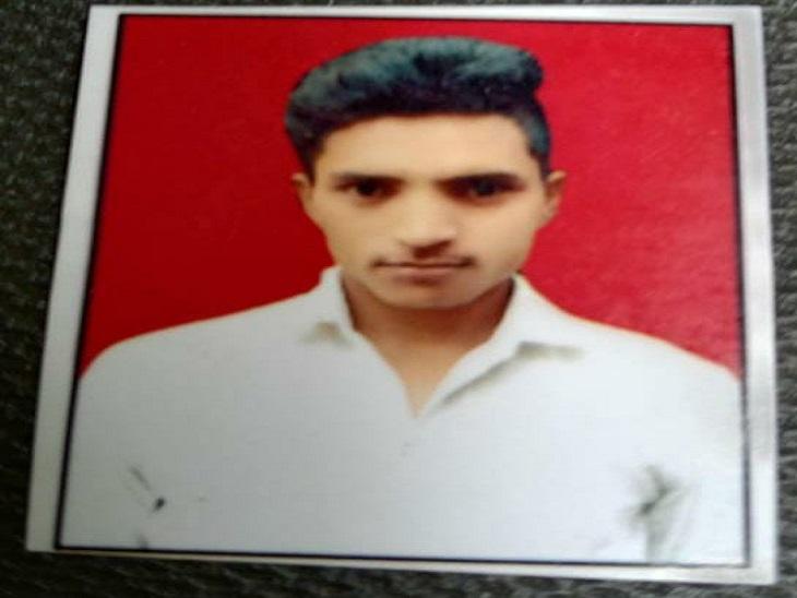 गांव खरावड़ के पास जूस की रेहड़ी ले जा रहे युवक को मारी टक्कर, PGI में इलाज के दौरान मौत सीतापुर,Sitapur - Dainik Bhaskar