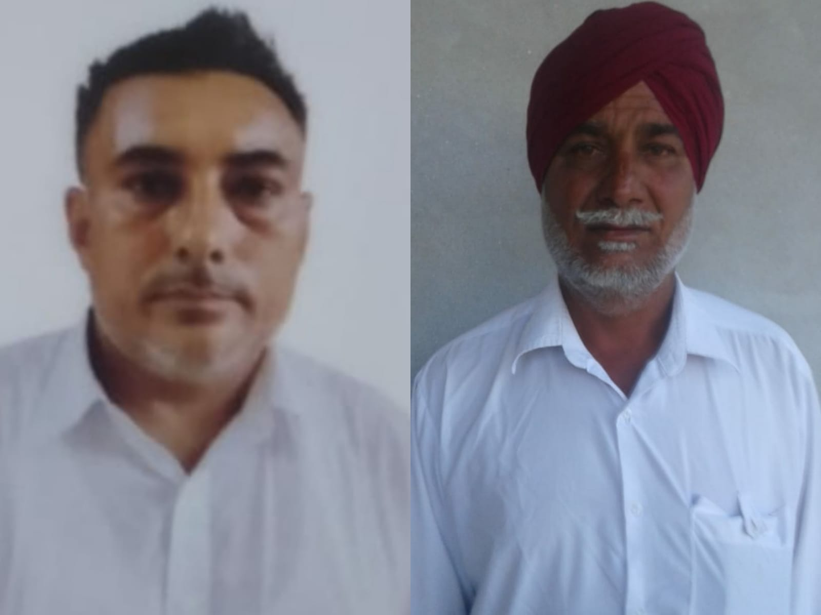 ठेके की जमीन को लेकर रिश्तेदार के विवाद को सुलझाने गए थे, दूसरे पक्ष के व्यक्ति ने हत्या कर शव खेत में फेंके|बठिंडा,Bathinda - Dainik Bhaskar
