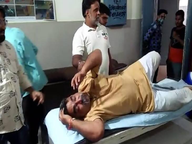 सूदखोर की वसूली और पुलिस की प्रताड़ना से आ गया था तंग, सीओ ने सभी आरोपों को नकारा शामली,Shamli - Dainik Bhaskar