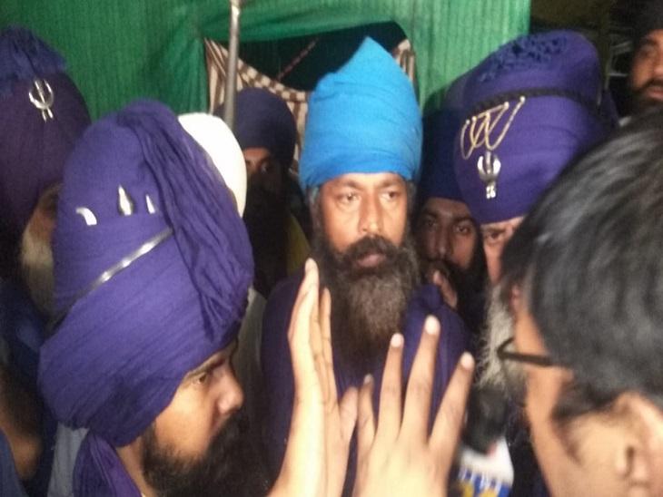 युवक की हत्या के 15 घंटे बाद पहला आरोपी सामने आया, कहा- यह गुरु ग्रंथ साहिब की बेअदबी का मामला|देश,National - Dainik Bhaskar