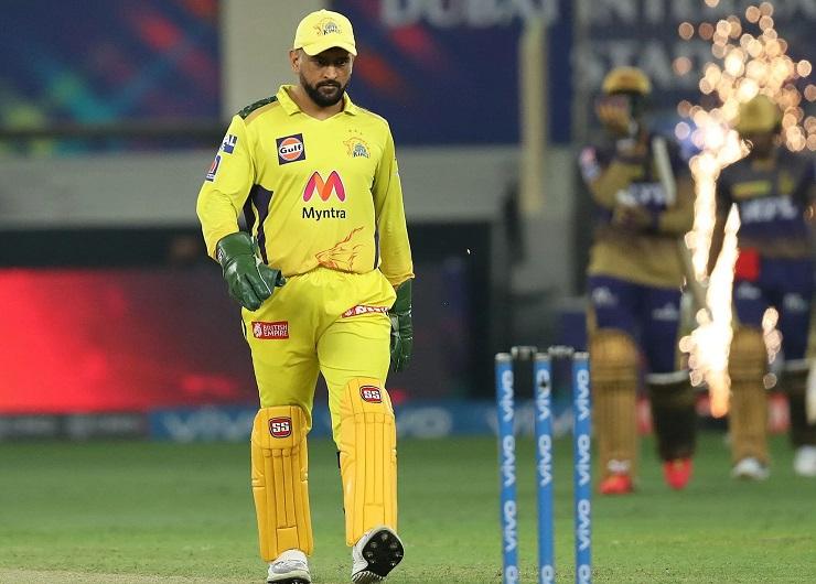 10वें ओवर तक KKR जीत रही थी, धोनी ने तुरुप का इक्का फेंका और मैच झोली में आ गया|स्पोर्ट्स,Sports - Dainik Bhaskar