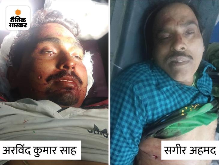 श्रीनगर में बिहार के हॉकर को गोली मारी, पुलवामा में यूपी के कारपेंटर की हत्या की देश,National - Dainik Bhaskar
