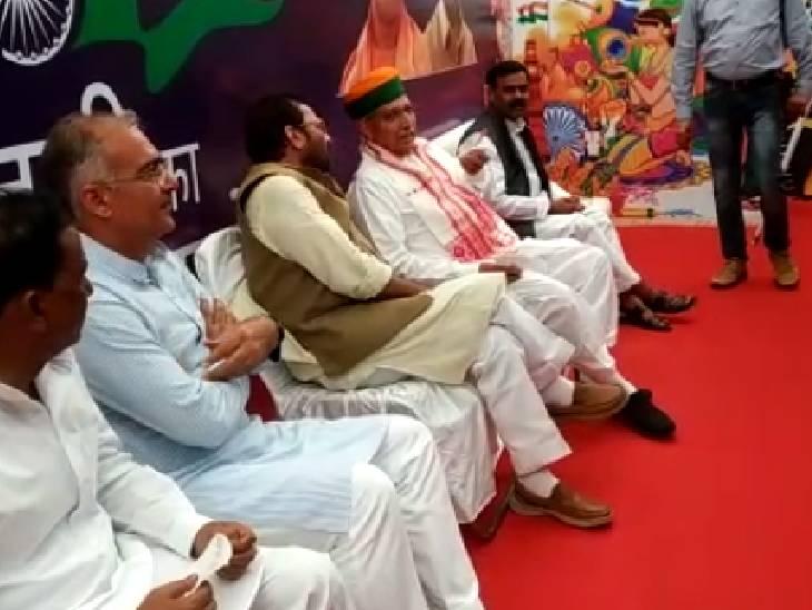 दस्तकार और शिल्पकार दिखाएंगे अपनी प्रतिभा, केंद्रीय मंत्री धर्मेंद्र प्रधान ने कार्यक्रम का किया उद्घाटन रामपुर,Rampur - Dainik Bhaskar
