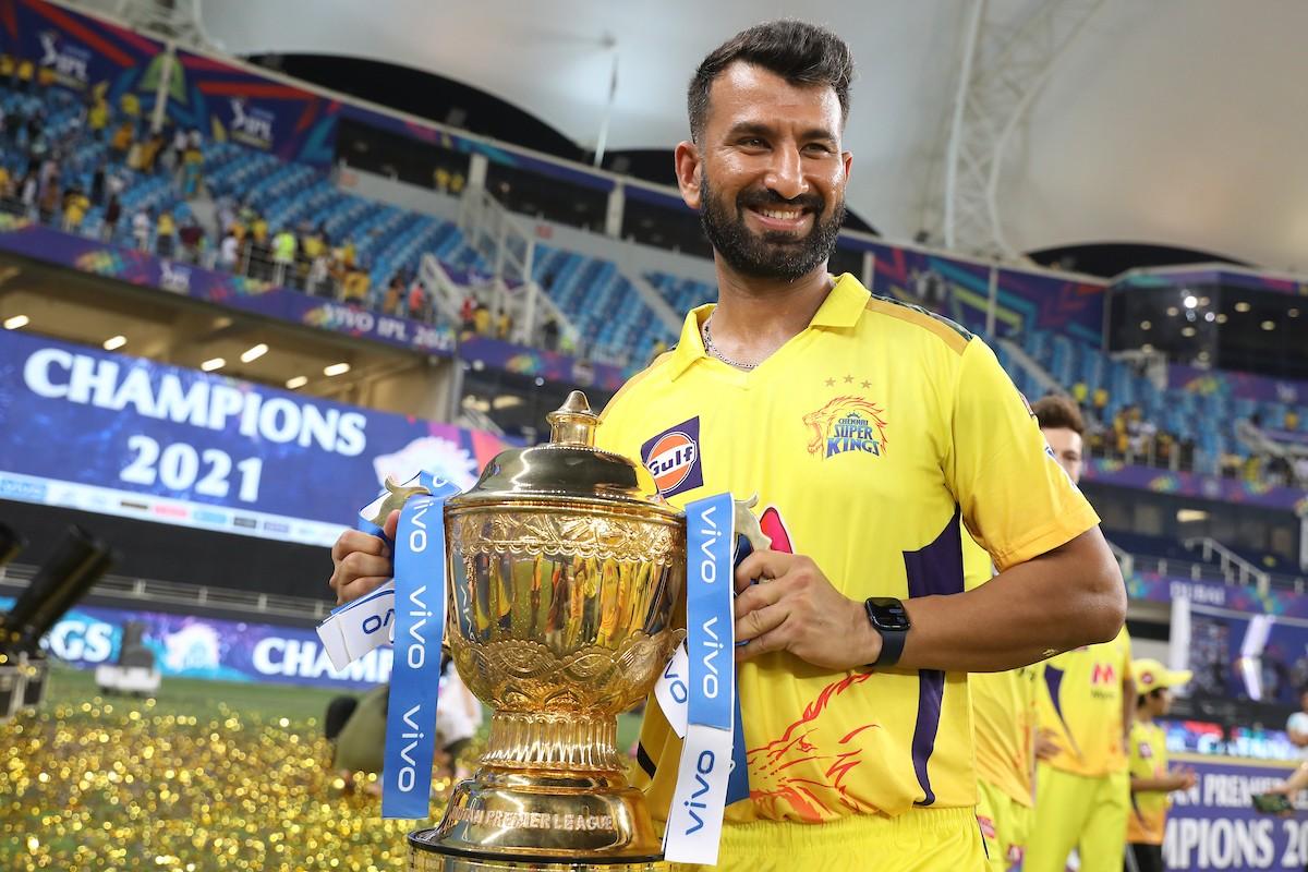 पुजारा ने जीता पहला IPL खिताब, बुरी तरह ट्रोल हो गए कोहली|स्पोर्ट्स,Sports - Dainik Bhaskar
