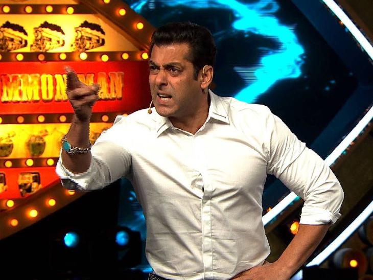 वीकेंड का वार एपिसोड में ईशान-माइशा की इंटीमेसी पर भड़के शो के होस्ट सलमान खान, बोले-नेशनल टीवी पर यह अच्छा नहीं लगता|बॉलीवुड,Bollywood - Dainik Bhaskar