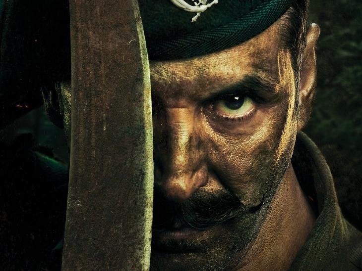 गोरखा फिल्म के पोस्टर में गलत हथियार दिखाने पर भड़के रिटायर्डआर्मी ऑफिसर, अक्षय कुमार ने जानकारी देने पर कहा शुक्रिया|बॉलीवुड,Bollywood - Dainik Bhaskar
