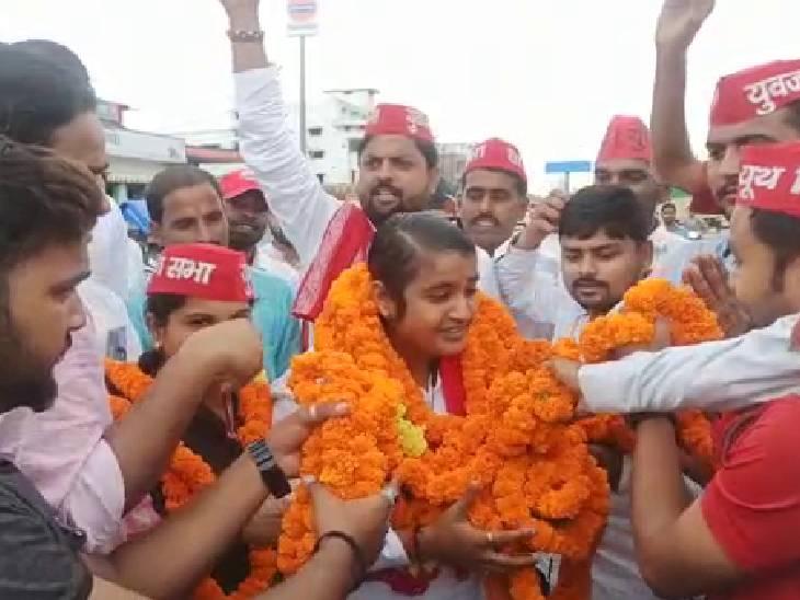 दावा- जिले की पांचों विधानसभा सीट समाजवादी पार्टी जीतेगी|सिद्धार्थनगर,Siddharthnagar - Dainik Bhaskar