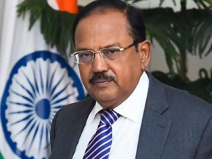 भारत ने पाकिस्तान को भी न्योता दिया, पाक NSA आए तो दोनों देशों के बीच 5 साल में पहली हाई-लेवल मीटिंग होगी विदेश,International - Dainik Bhaskar