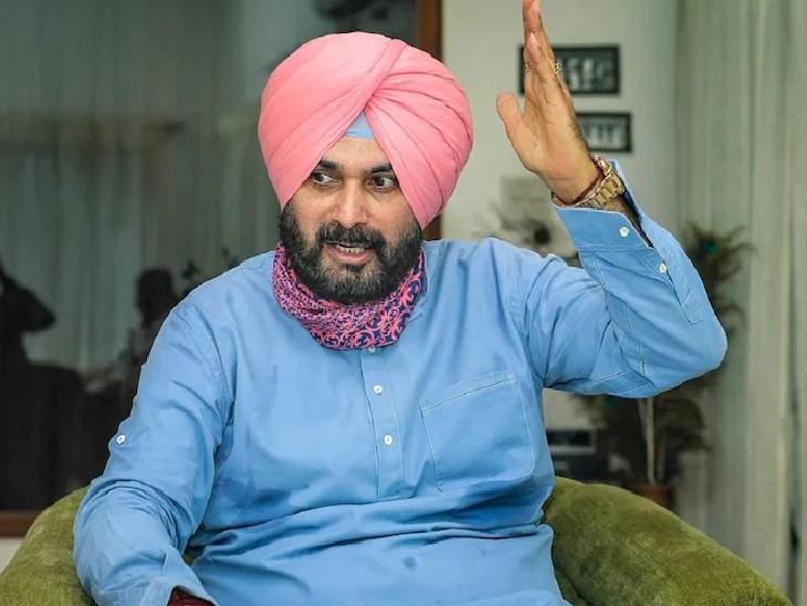 नवजोत सिद्धू ने सोनिया गांधी से मिलने का समय मांगा, चुनाव से पहले 13 पॉइंट के एजेंडे पर करना चाहते हैं चर्चा देश,National - Dainik Bhaskar