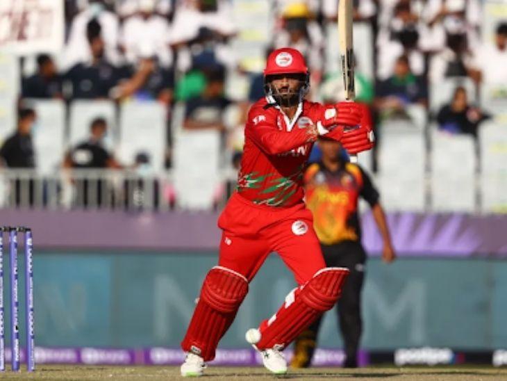 टी-20 वर्ल्ड के पहले मैच में जतिंदर सिंह ने 42 गेंदों पर 73 रन बनाए, गब्बर की तरह करते हैं सेलिब्रेट|स्पोर्ट्स,Sports - Dainik Bhaskar
