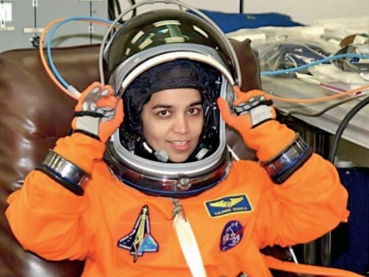 भारतीय महिला वैज्ञानिकों को चांद पर ले जाने का मिशन, पहल से एस्ट्रोनॉट सिरिशा बांदला भी जुड़ीं|देश,National - Dainik Bhaskar