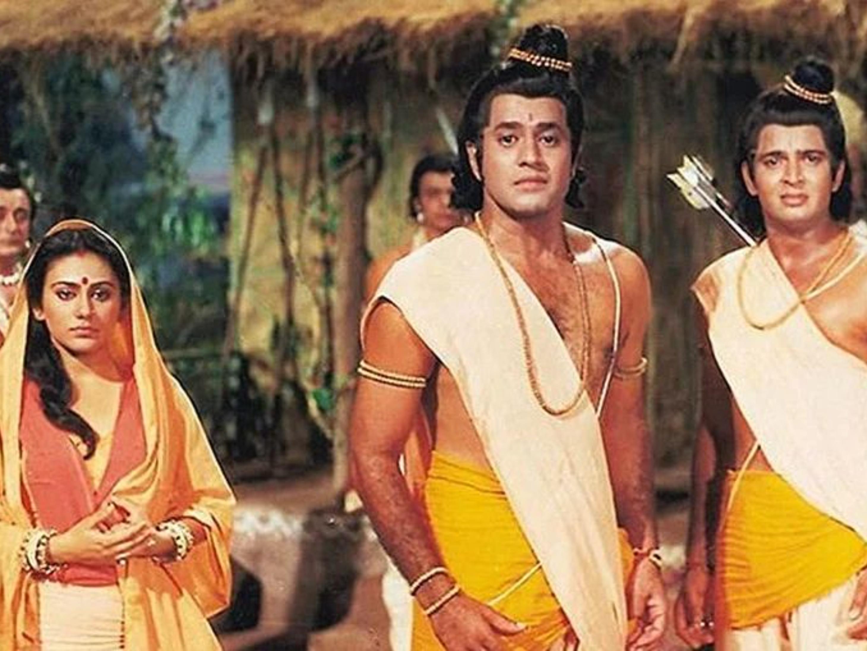 अक्षय कुमार की फिल्म 'ओह माय गॉड 2' में फिर से भगवान राम का रोल निभाते नजर आएंगे अरुण गोविल|बॉलीवुड,Bollywood - Dainik Bhaskar