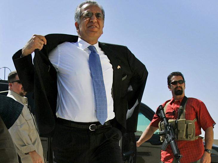 अफगानिस्तान में US के प्रमुख डिप्लोमैट ने पद छोड़ा, तालिबान से बातचीत और समझौता इन्होंने ही किया था|विदेश,International - Dainik Bhaskar