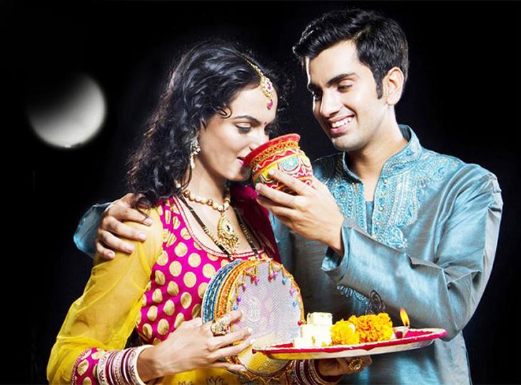 करवाचौथ के उपवास में रखें आहार और पोषण का ध्यान मधुरिमा,Madhurima - Dainik Bhaskar