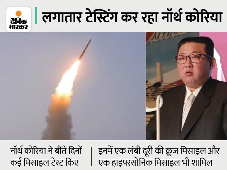 तानाशाह किम जोंग के कदम से जापान हुआ चौकन्ना, अपने जहाजों के लिए अलर्ट जारी किया|विदेश,International - Dainik Bhaskar