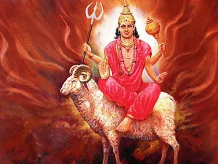 गुरुवार की रात मंगल का तुला राशि में प्रवेश, जानिए सभी 12 राशियों के लिए कैसा रहेगा समय|ज्योतिष,Jyotish - Dainik Bhaskar