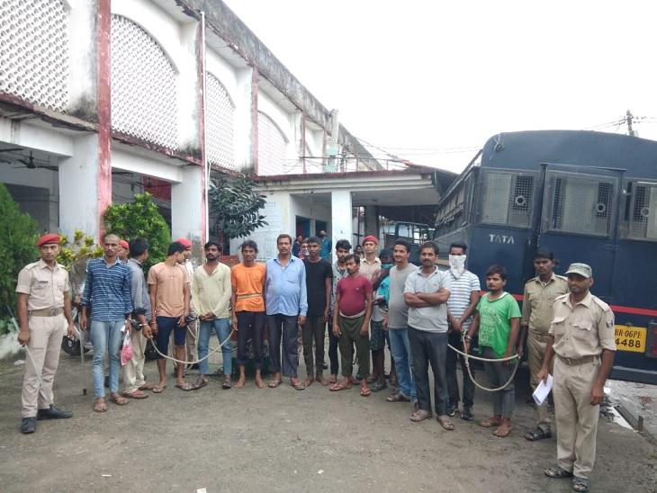 मुजफ्फरपुर में प्रत्याशी के घर पर हुआ था हमला, विरोध करने पर बेटों के साथ हुई थी मारपीट|मुजफ्फरपुर,Muzaffarpur - Dainik Bhaskar