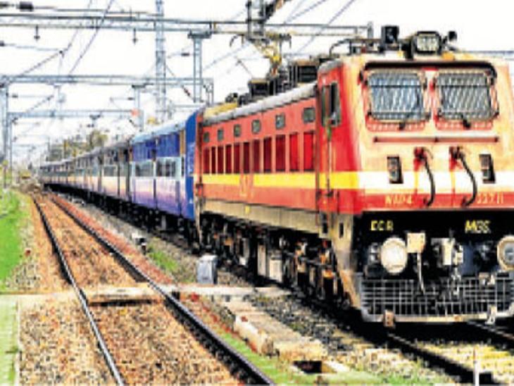 दिवाली-छठ में धनबाद से बिहार जाने वाली ज्यादातर ट्रेनों में टिकट की वेटिंग|धनबाद,Dhanbad - Dainik Bhaskar