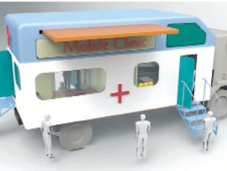 ब्रांच लाइन के कर्मियों को मिलेगी माेबाइल मेडिकल सुविधा, सीकेपी डिवीजन के 3 हजार कर्मियाें काे लाभ|जमशेदपुर (पूर्वी सिंहभूम),Jamshedpur (East Singhbhum) - Dainik Bhaskar