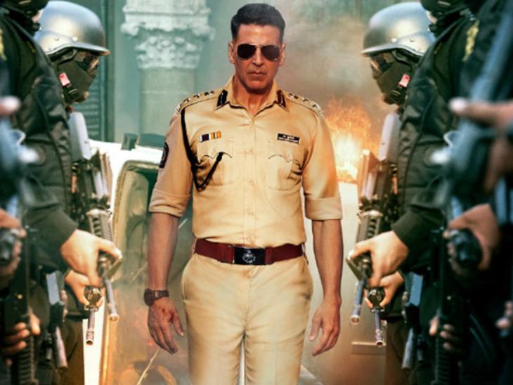 अक्षय की 'सूर्यवंशी' को 3000 स्क्रीन्स पर किया जाएगा रिलीज, राजकुमार ने 'हिट' के हिंदी रीमेक के दूसरे शेड्यूल की शूटिंग की शुरू|बॉलीवुड,Bollywood - Dainik Bhaskar