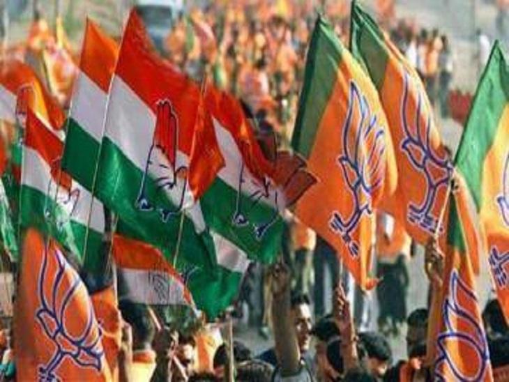 कांग्रेस ने दिया जवाब- डॉक्टर रमन कमीशनखोरी का अनुभव साझा कर रहे हैं|रायपुर,Raipur - Dainik Bhaskar