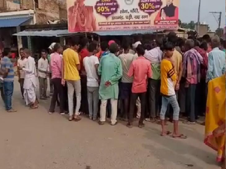 दुकानदार ने वोट नहीं दिया तो दुकान में घुसकर समर्थकों संग की मारपीट; विरोध में बवाल बिहार पंचायत चुनाव,Bihar Panchayat Election - Dainik Bhaskar