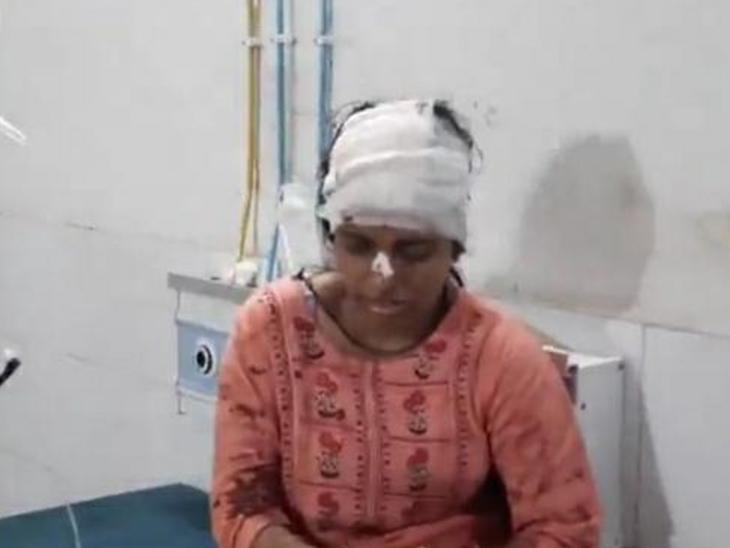 चालक की मौत, बरौनी रिफाइनरी में ज्वाइनिंग करने जा रहे CRPF जवान परिवार समेत घायल|मुजफ्फरपुर,Muzaffarpur - Dainik Bhaskar