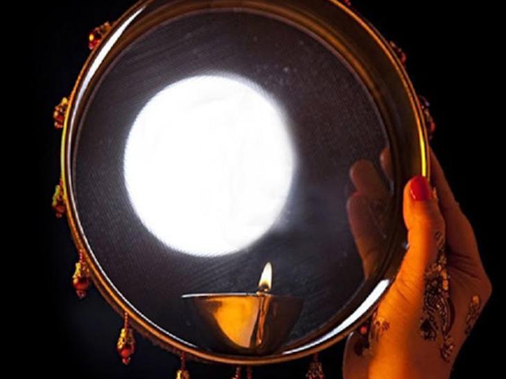 रविवार को करवा चौथ, इस दिन चंद्र दर्शन और चौथ माता के पूजन की परंपरा|धर्म,Dharm - Dainik Bhaskar