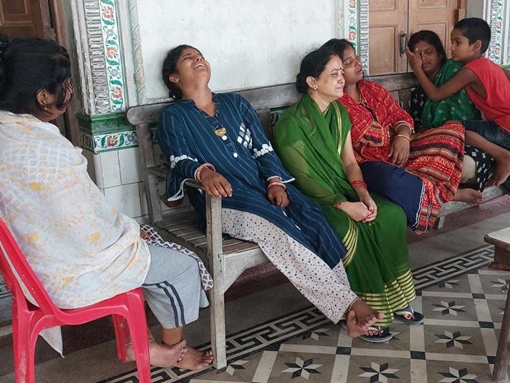 डॉक्टरों ने बताया- अब हैं खतरे से बाहर; 21 साल पहले पिता की हुई थी हत्या बिहार पंचायत चुनाव,Bihar Panchayat Election - Dainik Bhaskar