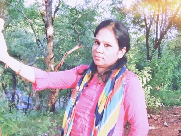 तलाक होने के बाद ऑटो ड्राइवर के साथ रह रही थी, हत्या के हाईवे पर फेंका शव|ग्वालियर,Gwalior - Dainik Bhaskar