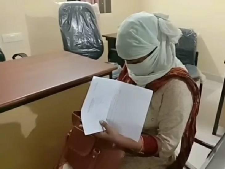 विवाद के बाद पति से अलग रहती थी महिला, पहले कहा शादी करूंगा, दबाव डालने पर मुकरा|ग्वालियर,Gwalior - Dainik Bhaskar