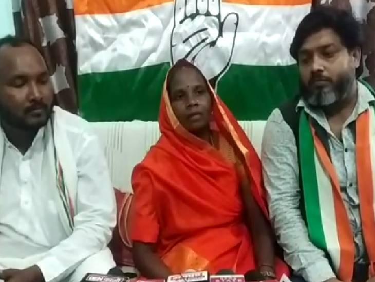 प्रियंका का 40% महिलाओं को टिकट देने का ऐलान, किस्मत ने कहा- चुनाव लड़ने की इच्छा नहीं|सोनभद्र,Sonbhadra - Dainik Bhaskar