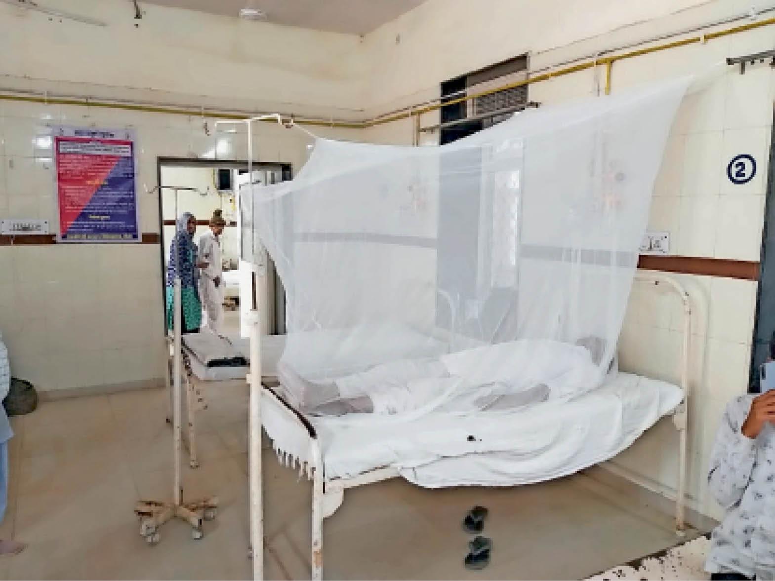 4 साल पहले डेंगू के ऐसे हालात बने थे तो 600 रुपये तय की थी जांच की रेट, इस बार अफसर भूले तो 1200 रु. तक वसूल रहे|सीकर,Sikar - Dainik Bhaskar