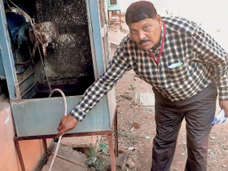 2021 में अब तक 877 केस मिले, 2018 में अक्टूबर तक 800 लोगों को हुआ था डेंगू|ग्वालियर,Gwalior - Dainik Bhaskar