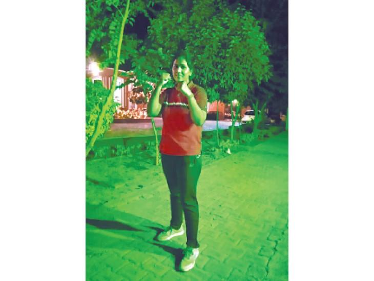 पति के मोटिवेशन से पहली बार रिंग में उतरी थीं साेनिया अब बॉक्सिंग चैंपियनशिप में पंच का दम दिखाने पहुंची|हिसार,Hisar - Dainik Bhaskar