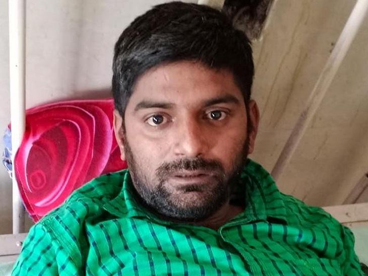मरीज का आरोप- खाने का पूछने पर डॉक्टर ने मारा थप्पड़, चिकित्सक बोला- ऐसा कुछ भी नहीं हुआ था|हिसार,Hisar - Dainik Bhaskar