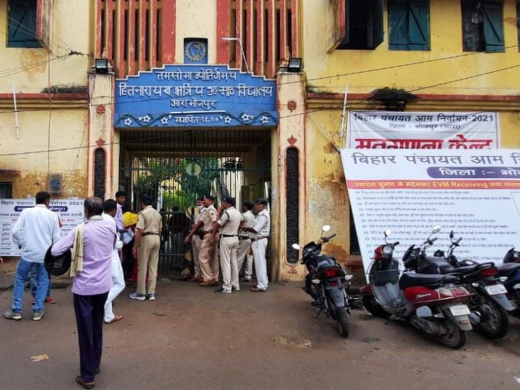 2048 प्रत्याशियों के भाग्य का फैसला कल, 19 पंचायतों में 555 पदों के लिए हुआ था मतदान बिहार पंचायत चुनाव,Bihar Panchayat Election - Dainik Bhaskar