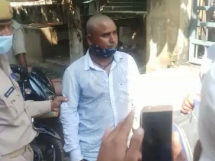 मृतक के रिश्तेदारों ने सीएम से लगाई सुरक्षा की गुहार, बोले- 4 दिन तक टॉर्चर किया|भरतपुर,Bharatpur - Dainik Bhaskar