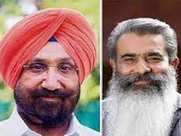 मंत्री आशु को लेकर डिप्टी सीएम रंधावा दिल्ली रवाना; 5 घंटे CM चन्नी के साथ भी चली मीटिंग जालंधर,Jalandhar - Dainik Bhaskar