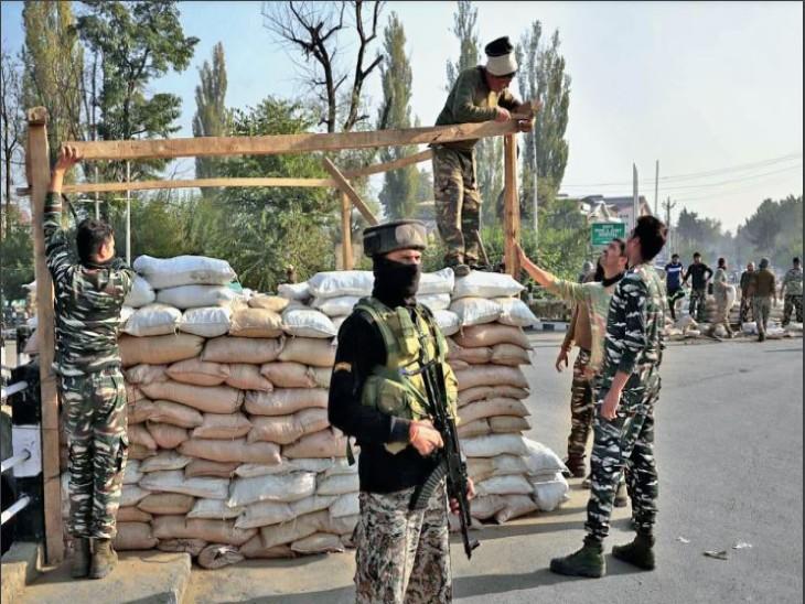 200 वर्ग किमी के जंगली क्षेत्र का चप्पा-चप्पा छान रही सेना, 11 दिन से जारी है अभियान|देश,National - Dainik Bhaskar