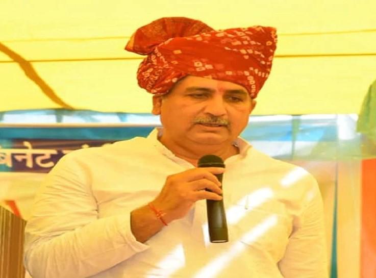 हरीश चौधरी बने पंजाब-चंडीगढ़ कांग्रेस प्रभारी, सीनियर लीडर हरीश रावत को हटाया|जयपुर,Jaipur - Dainik Bhaskar