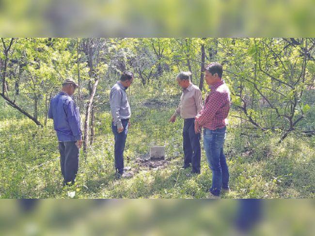 स्थायी समाधान के लिए आज छावनी जाकर मुआयना करेगी टीम उदयपुर,Udaipur - Dainik Bhaskar